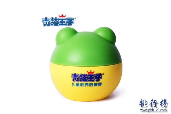 中国儿童面霜十大名牌 中国儿童面霜哪个牌子好