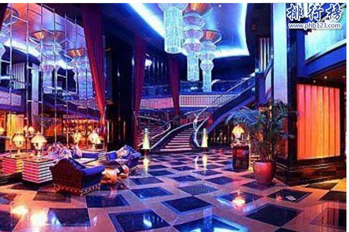 广州夜店有哪些?广州十大夜总会排名