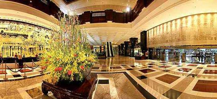 广州高端奢华酒店有哪些?广州十大顶级酒店排名