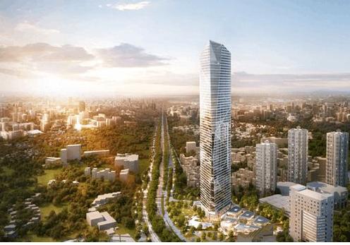 深圳十大高楼排名2018 第一高楼592.5米,你去过哪几个