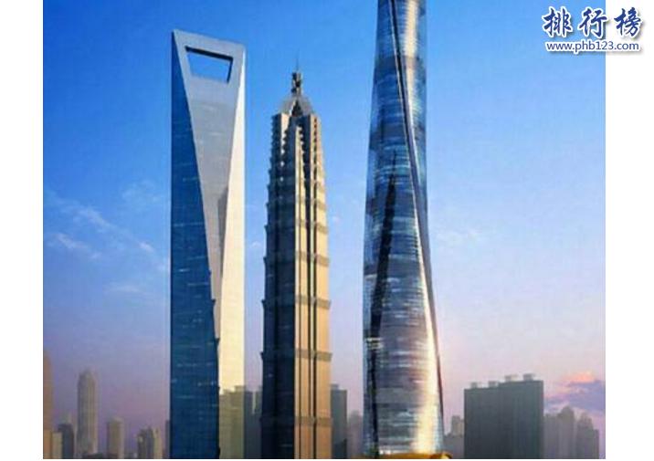 上海十大高楼排名2018 盘点上海高楼建筑排行榜(附图片)