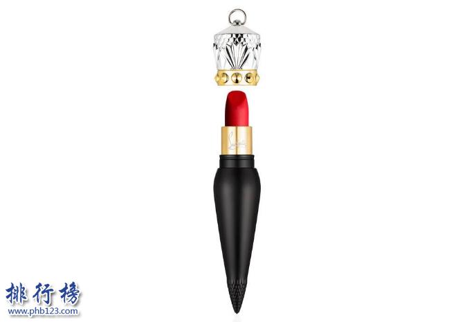 奢侈品口红排行榜10强 奢侈品口红哪个牌子好