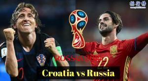俄罗斯VS克罗地亚历史战绩,俄罗斯VS克罗地亚历史比分胜率一览表