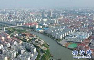 全国百强县排名2018:昆山第一,江苏25城市上榜