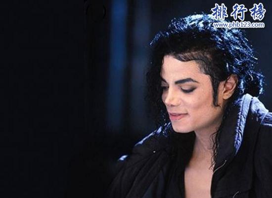 全球十大鬼才音乐人,迈克尔·杰克逊仅排第二