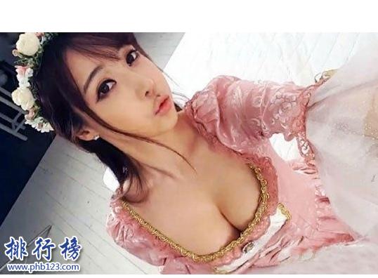 韩国十大美女主播,第四已为人妻!