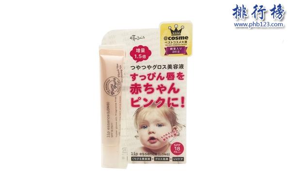 日本唇膏排行榜10强 日本唇膏哪个牌子好