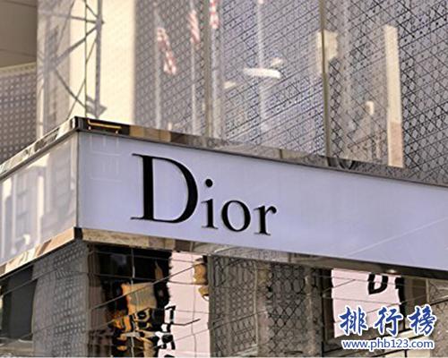 全球十大奢侈品品牌:巴宝莉仅第七,第一年收入376亿欧元