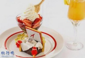 """世界上最贵的十大甜点,""""草莓阿尔诺""""价值7000万元"""
