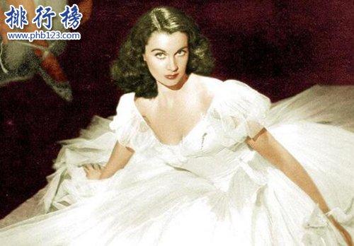 世界十大美女排行榜,第十是九零后,第一已去世!