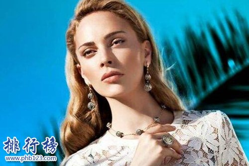 以色列十大女明星排行榜,盖尔·加朵第七,第一获奥斯卡奖!