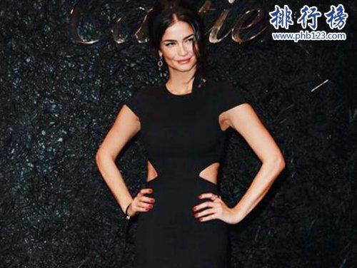 伊朗十大美女排行榜,第一超模MahlaghaJaberi登顶