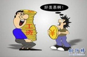 中国大学毕业生薪酬排行榜2018,薪水普遍下降