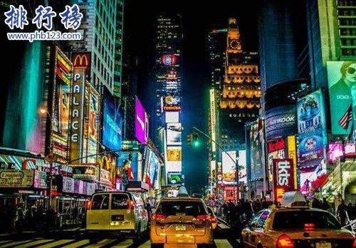 世界最美夜景十大城市,个个有特色!