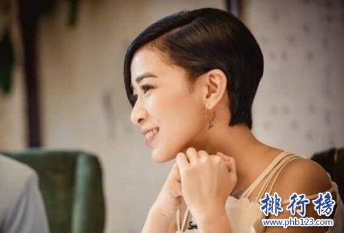 香港十大美女明星排行榜,个个都是女神!