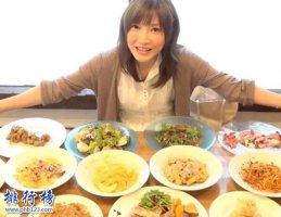世界十大最能吃的人,第一来自日本胃有常人66倍大
