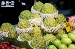 世界十大最甜水果,第一来自中国味道甜到腻