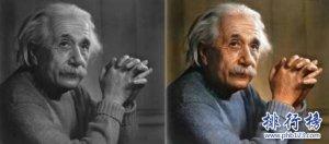 爱因斯坦十大鲜为人知的秘密,脑袋畸形虐待妻子