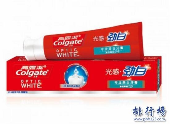 牙齿美白产品推荐:牙齿美白产品排行榜10强