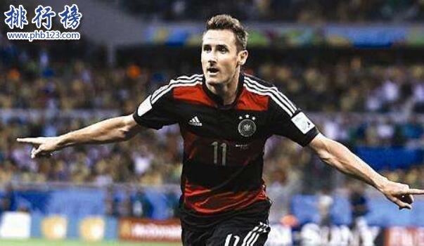 德国国家队足球明星