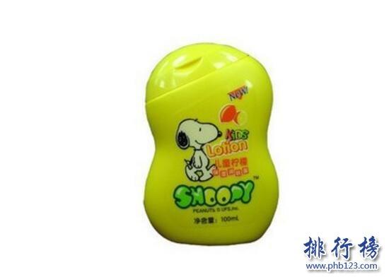 儿童护肤品哪个好?世界品牌儿童护肤品排行榜10强
