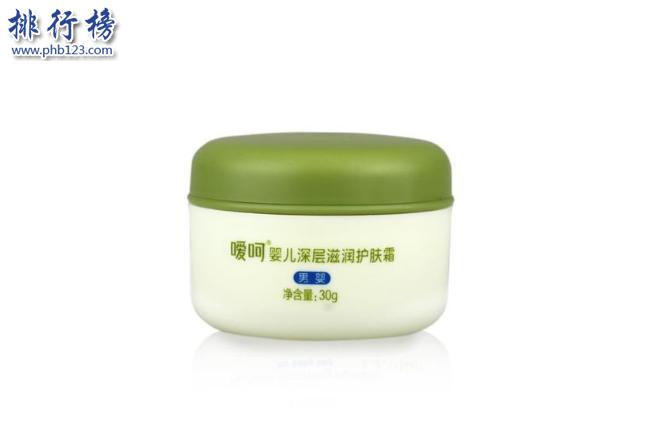 婴儿护肤产品哪个好用?国产婴儿护肤产品排行榜10强推荐
