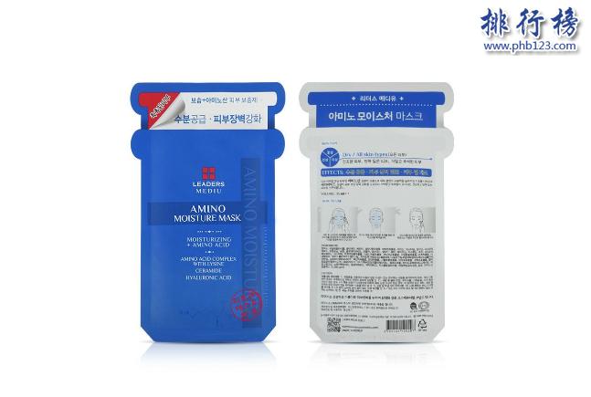 补水面膜哪个好用_保湿面膜哪个好用?韩国保湿面膜排行榜10强推荐_排行榜123网