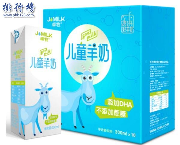 Which liquid goat milk is better?  Top 10 recommended liquid goat milk