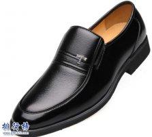 热销男士皮鞋有哪些?天猫男士皮鞋排行榜10强