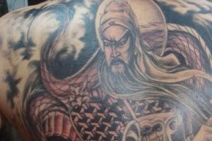 【图】中国十大不能?#39057;?#32441;身,纹身关公的下场图片