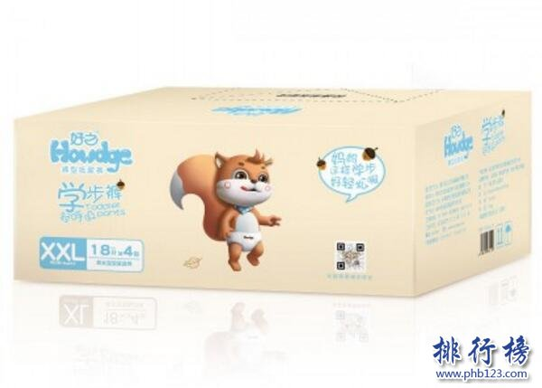 Which diapers are best?  Top 10 diaper quality list