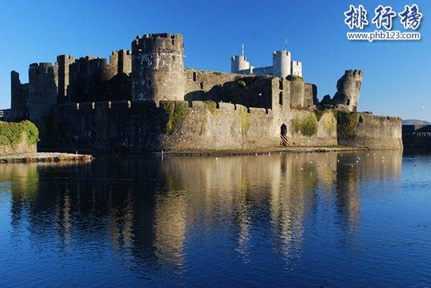 世界十大著名城堡,吴哥窟/圣马克你最喜欢哪一个?