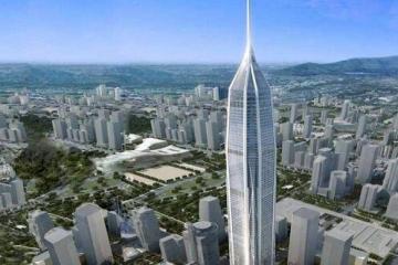 世界摩天大楼数量排名2018,48%在中国