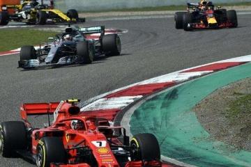 f1排名2018最新排名,f1赛车车队2018积分排行榜