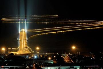 亞洲十大著名大橋,條條雄偉霸氣引人注目