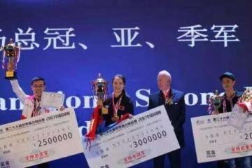 世界脑力锦标赛排行榜,世界最强大脑排名名单top20