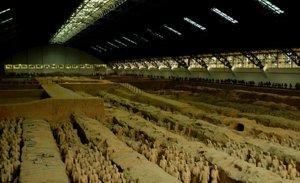 中國考古十大帝王墓,珍寶滿目半數未開啟