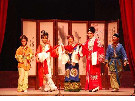 中國元曲四大喜劇,元代四大經典愛情戲劇你看過幾個?