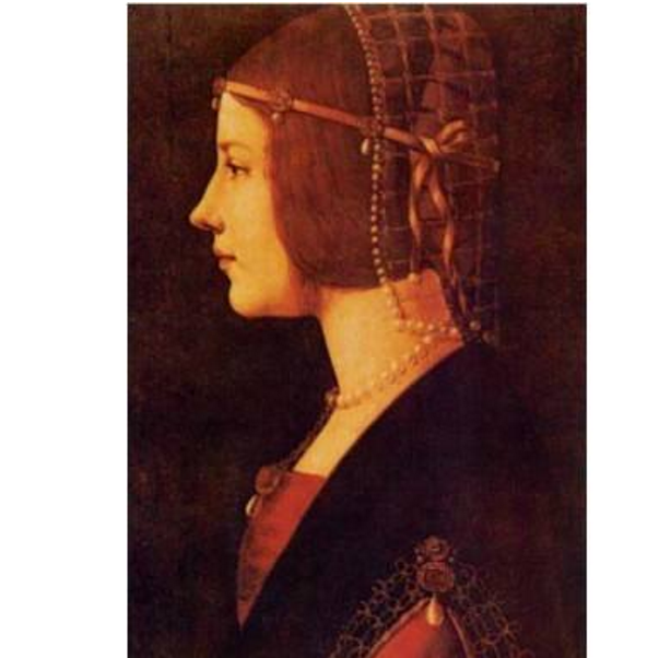 达芬奇十大名画,第一是最宝贵的名画技艺精湛让人佩服