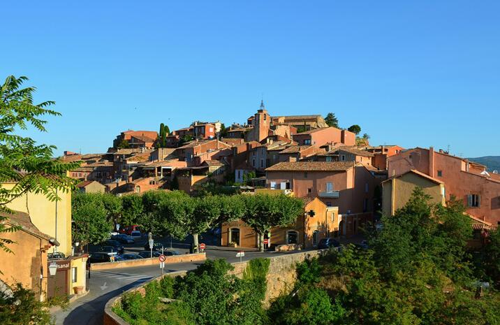 法国十大最美小镇排行榜,个个风景美炸