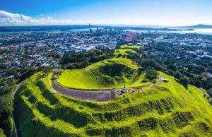新西兰十大景点,首都惠灵顿一个没有,大多都在奥克兰