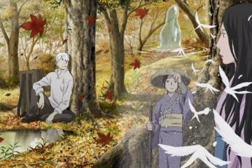9.0分以上的日本动画排行榜,虫师上榜,第一名很经典