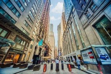 美国东部旅游必去景点,华尔街新泽西别错过,费城三处上榜
