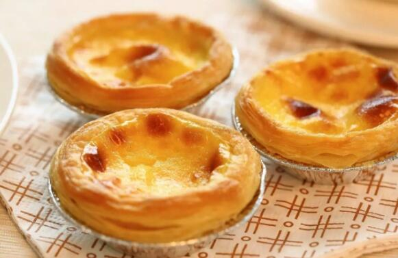 The top 10 must-eat gourmet tarts in Macau, Chinese hamburger pork chop buns all over the streets