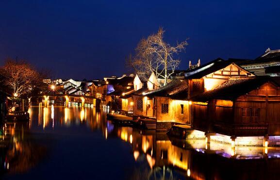 苏州晚上必去的地方 平江路/斜塘老街夜景超美