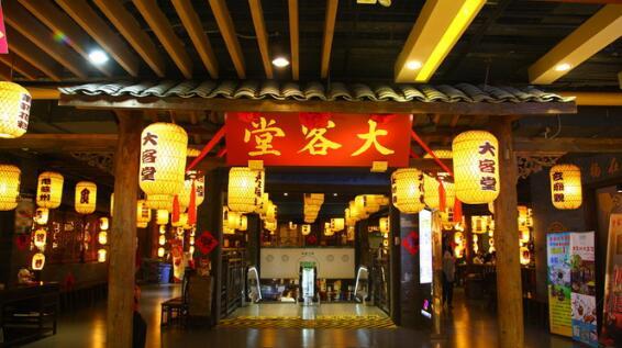 Two of the top ten delicious restaurants in Suzhou