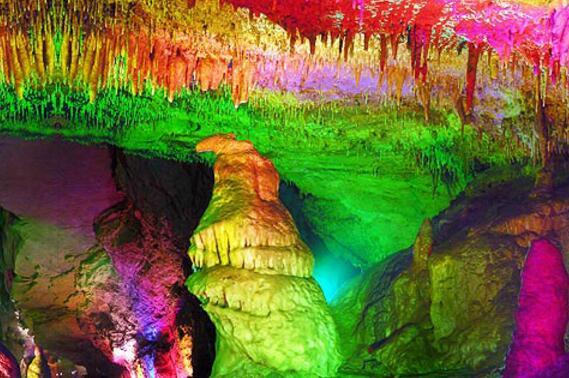 临沂好玩的地方排行榜 地下大峡谷超美,第五个书法爱好者必去