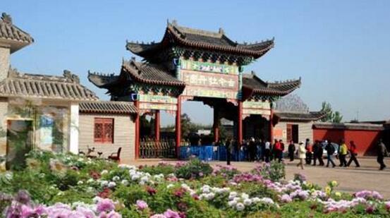 菏泽好玩的地方排行榜 水浒好汉城上榜,牡丹园必去