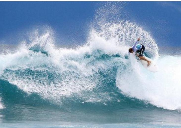 全球四大冲浪胜地 不容错过的最美最刺激的冲浪之地