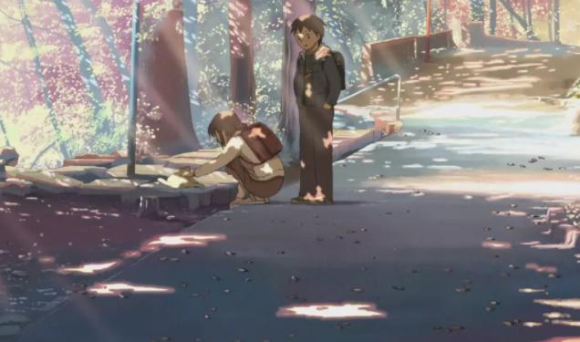 十大催泪虐心动漫电影